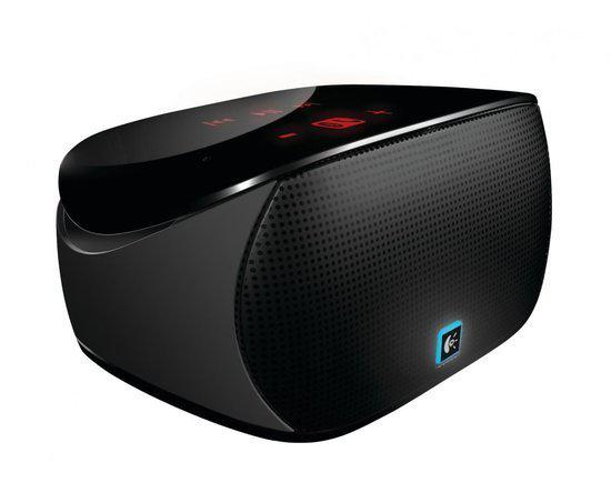 Logitech Mini Boombox - Bluetooth speaker - Zwart