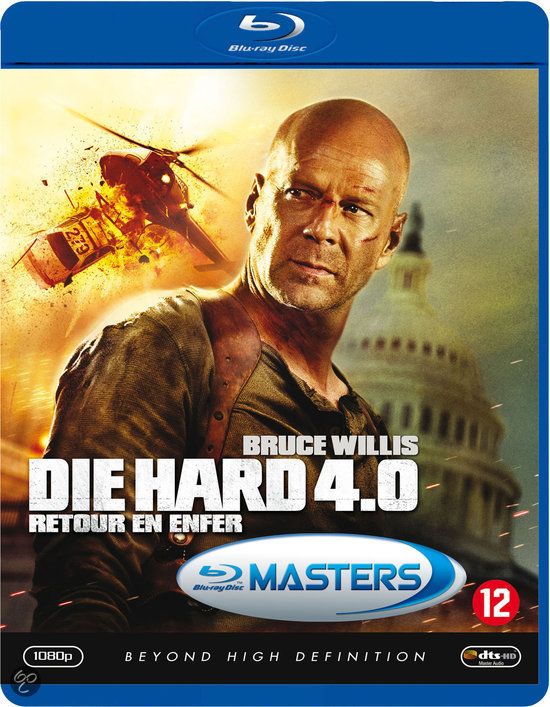 Die Hard 4.0 (Blu-ray)