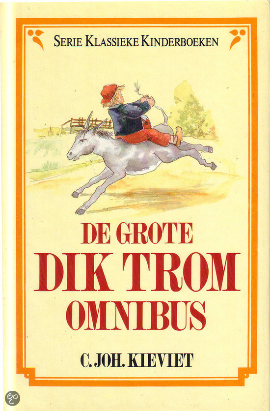 De grote Dik Trom Omnibus