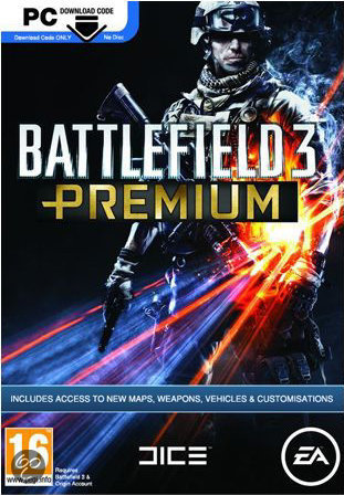Battlefield 3: Premium Service (Code In A Box)