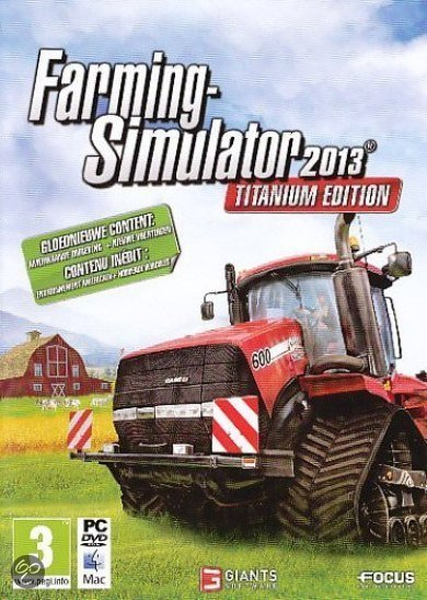 [Multi]Farming Simulator 2013 Titanium Edition v.2.0.0.9.Cracked-3DM