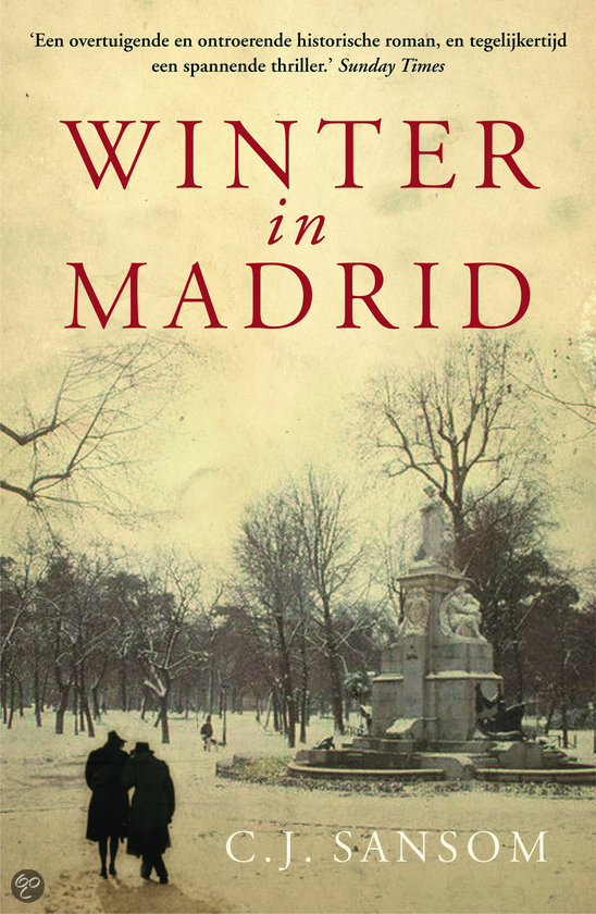 Winter in Madrid  ISBN:  9789026111297  –  Cj Sansom
