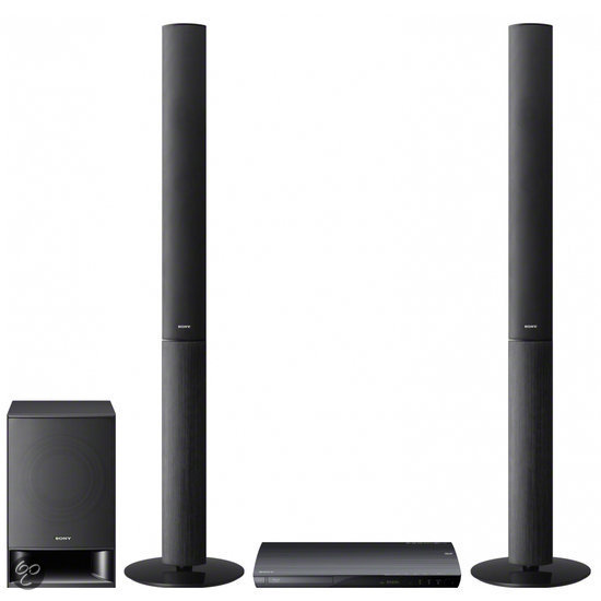 Sony BDV-EF420 - 2.1 Home cinema set