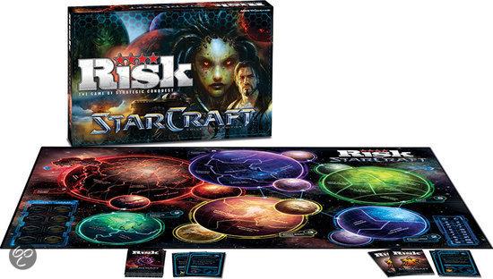 Risk StarCraft version