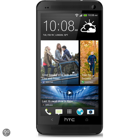 HTC One - Zwart