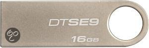 MEM USB2.0 16GB Datatraveler SE9 (Metalcasing)