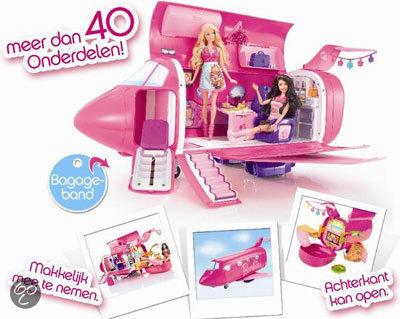 bol.com  Barbie luxe vliegtuig,Mattel  Speelgoed