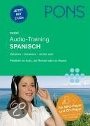PONS mobil Audio-Training Spanisch