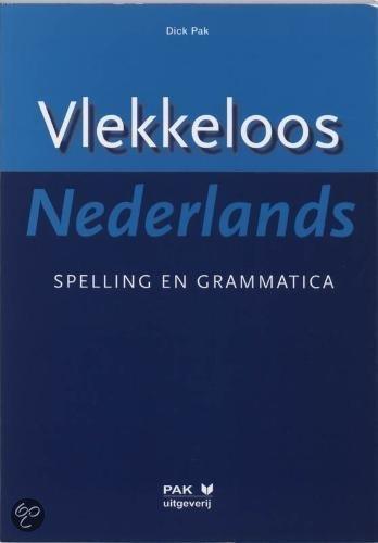 Vlekkeloos Nederlands / Spelling en grammatica / druk 3