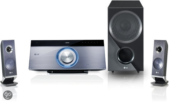 LG HX921 - 2.1 Blu-ray 3D Home cinema set