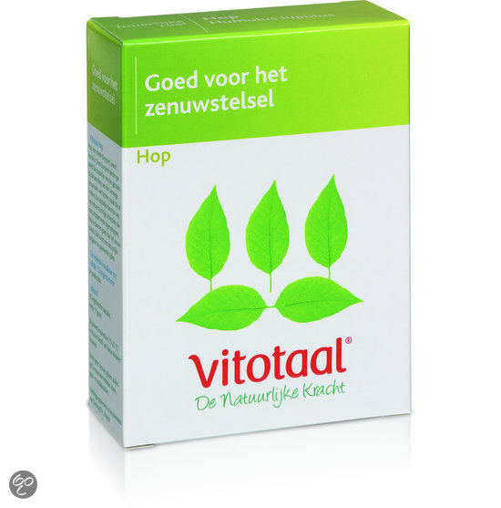 Vitotaal Hop Capsules 45 st