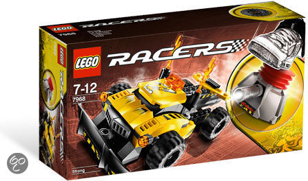 LEGO Power Racers Sterk - 7968