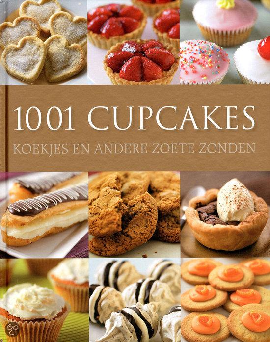 1001 cupcakes, koekjes en andere zoete zonden