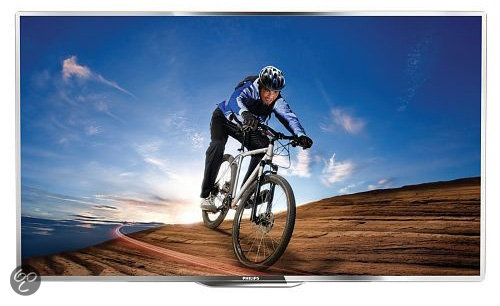 Philips 46PFL7007 - 3D LED TV - 46 inch - Full HD - Internet TV