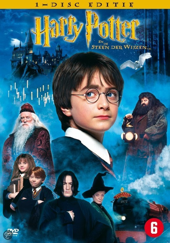 Harry Potter En De Steen Der Wijzen