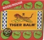 Tijgerbalsem Rood - 19 Gram