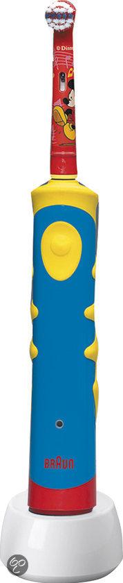 Oral-B Elektrische Tandenborstel Mickey Mouse Kids