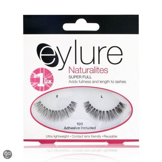 Eylure Naturalites - Volume 100 - Nepwimpers