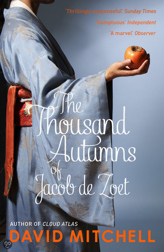 bol.com | The Thousand Autumns of Jacob De Zoet, David ...