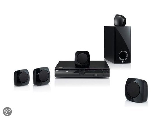 LG DH3120S - 5.1 Home cinema set