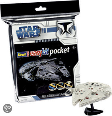 Revell Bouwdoos Millennium Falcon Pocket