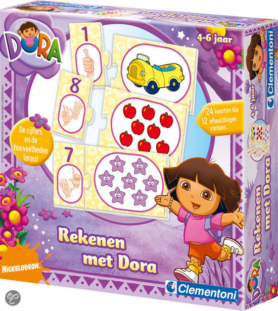Rekenen met Dora