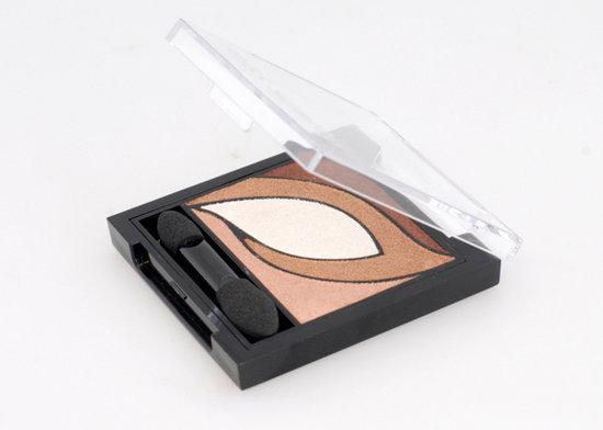Miss Sporty Cat's Eyes Palette - 4 Mineral Earth - Bruin - Oogschaduwpalet