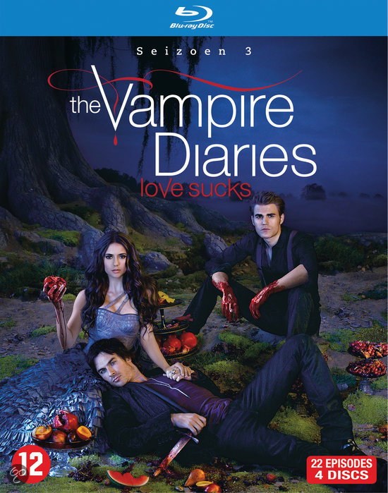 VAMPIRE DIARIES, THE S3 /S 4BD BI (Import)