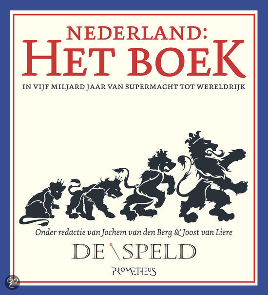 Nederland: Het boek