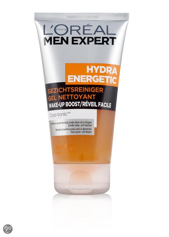 L'Oréal Paris Men Expert Hydra Energetic Wake up Boost - Gezichtsreiniger