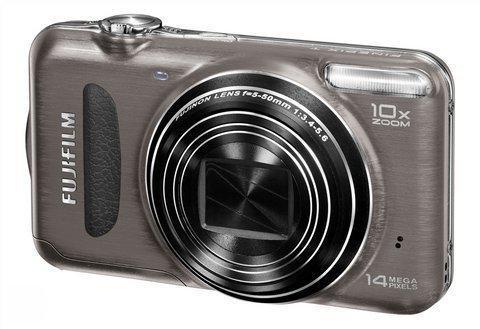 Fujifilm Finepix T210 - Zilver