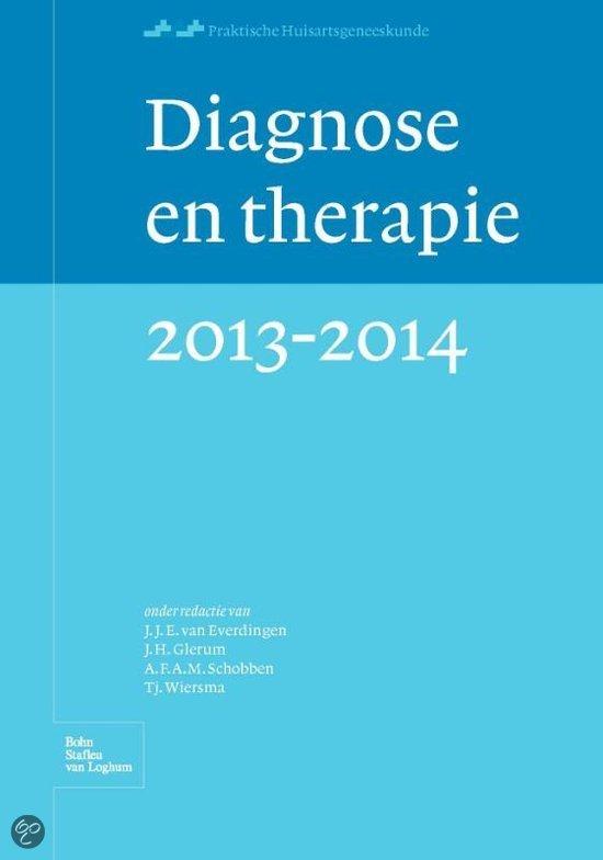 Diagnose en therapie  / 2013-2014