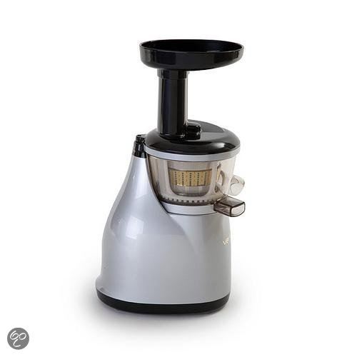 bol.com versapers Emotion 2G Slowjuicer - Titanium Elektronica