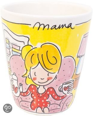Blond Amsterdam - Beker 'Mama' - Moederdag