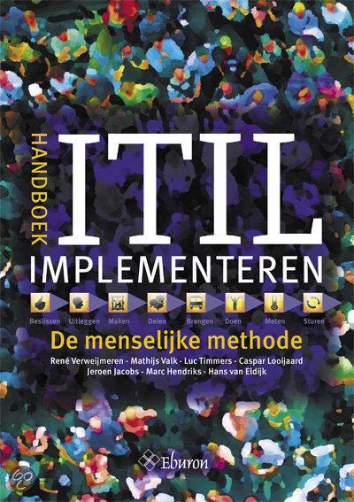 Handboek ITIL implementeren