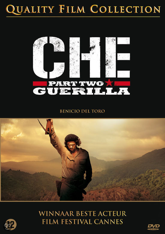 Cover van de film 'Che: Part Two - Guerilla'
