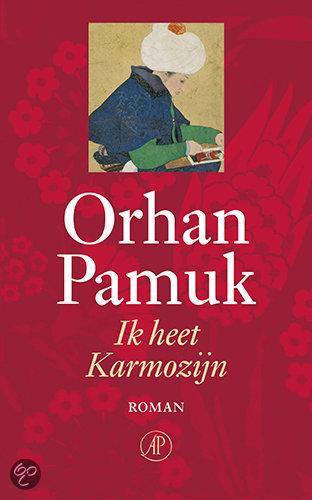 Ik Heet Karmozijn  ISBN:  9789029565479  –  Orhan Pamuk