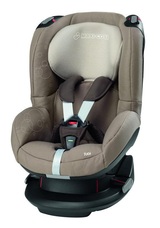 Maxi-Cosi Tobi - Autostoel - Walnut Brown