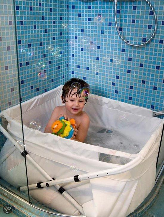 Bibabad babybadje verstelbaar baby - Baby douche ...