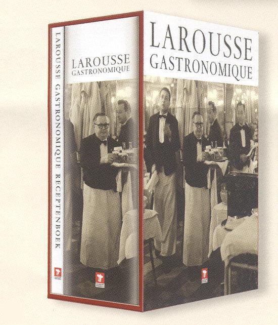 Larousse Gastronomique + Receptenboek