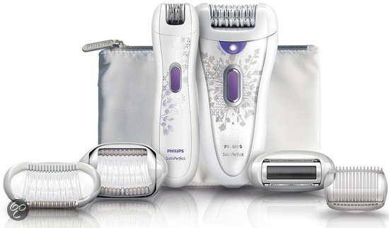 Philips Epilator SatinPerfect Epilator HP6574/01