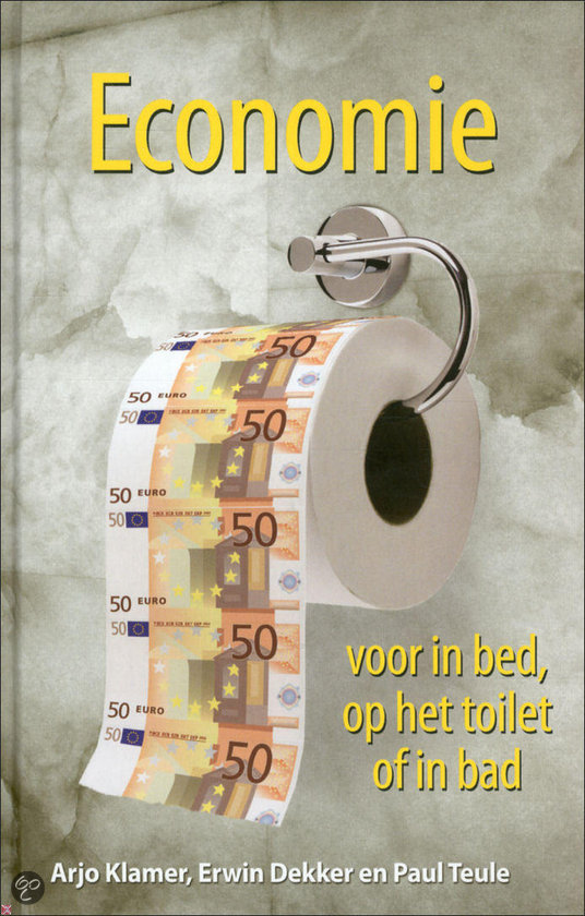 Economie voor in bed, op het toilet of in bad