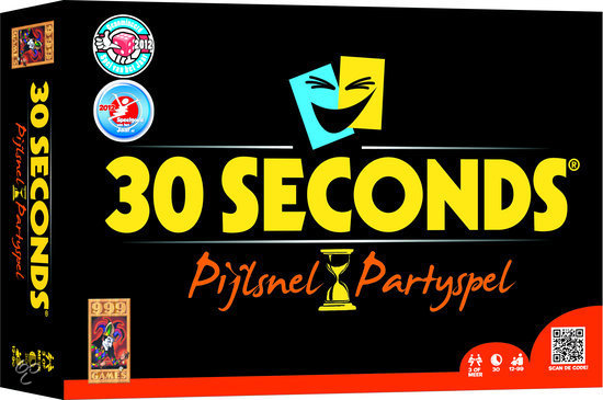 30 Seconds - Bordspel