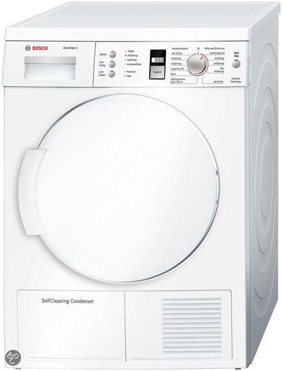 Bosch Warmtepompdroger Avantixx 6  WTW84361NL