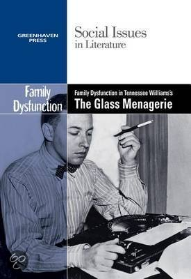 family in williams the glass menagerie essay Tennessee williams's the glass menagerie is the disabled family dynamic in drama: the glass menagerie we hope that our the glass menagerie essay will help.