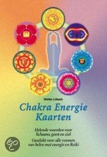 Chakra Energie Kaarten + 154 Kaarten