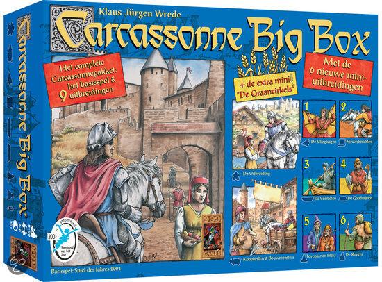 Carcassonne Big Box 1 - Voordeelbundel