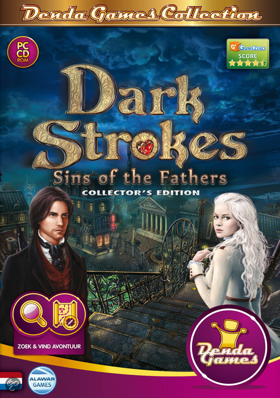 Dark Strokes: Sins of the Fathers - Collectors Edition
