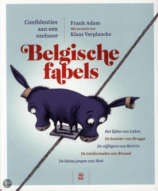 Belgische fabels boek 5