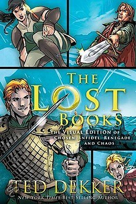 the lost books ted dekker review